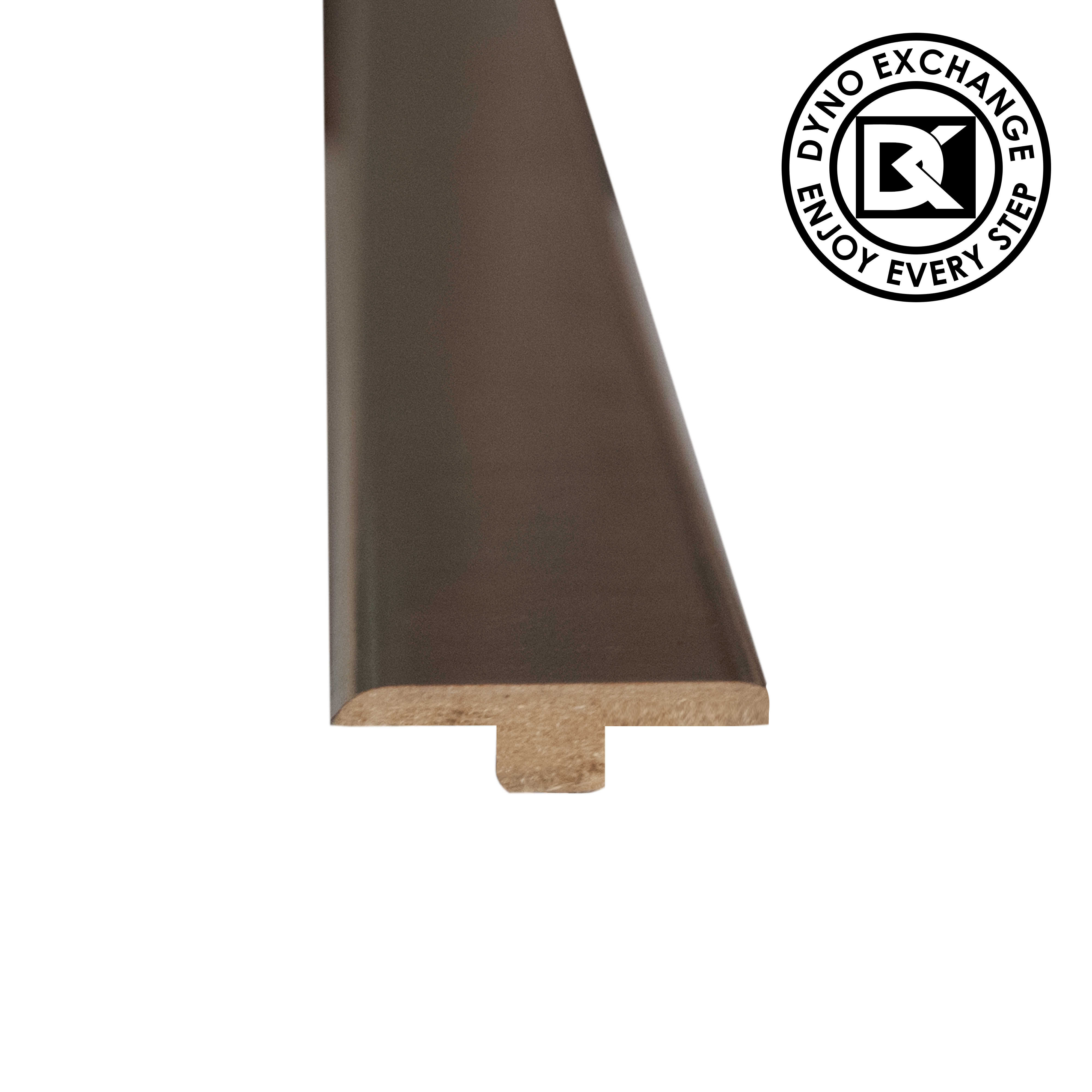 T Molding, Macadamian Walnut - Impact Collection, 8'