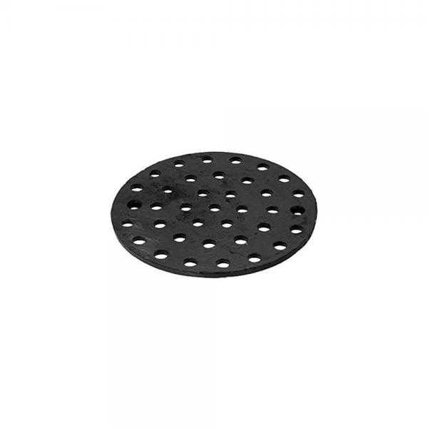 B&K 135-203 Floor Drain Cover, Cast Iron, 6.5-In.