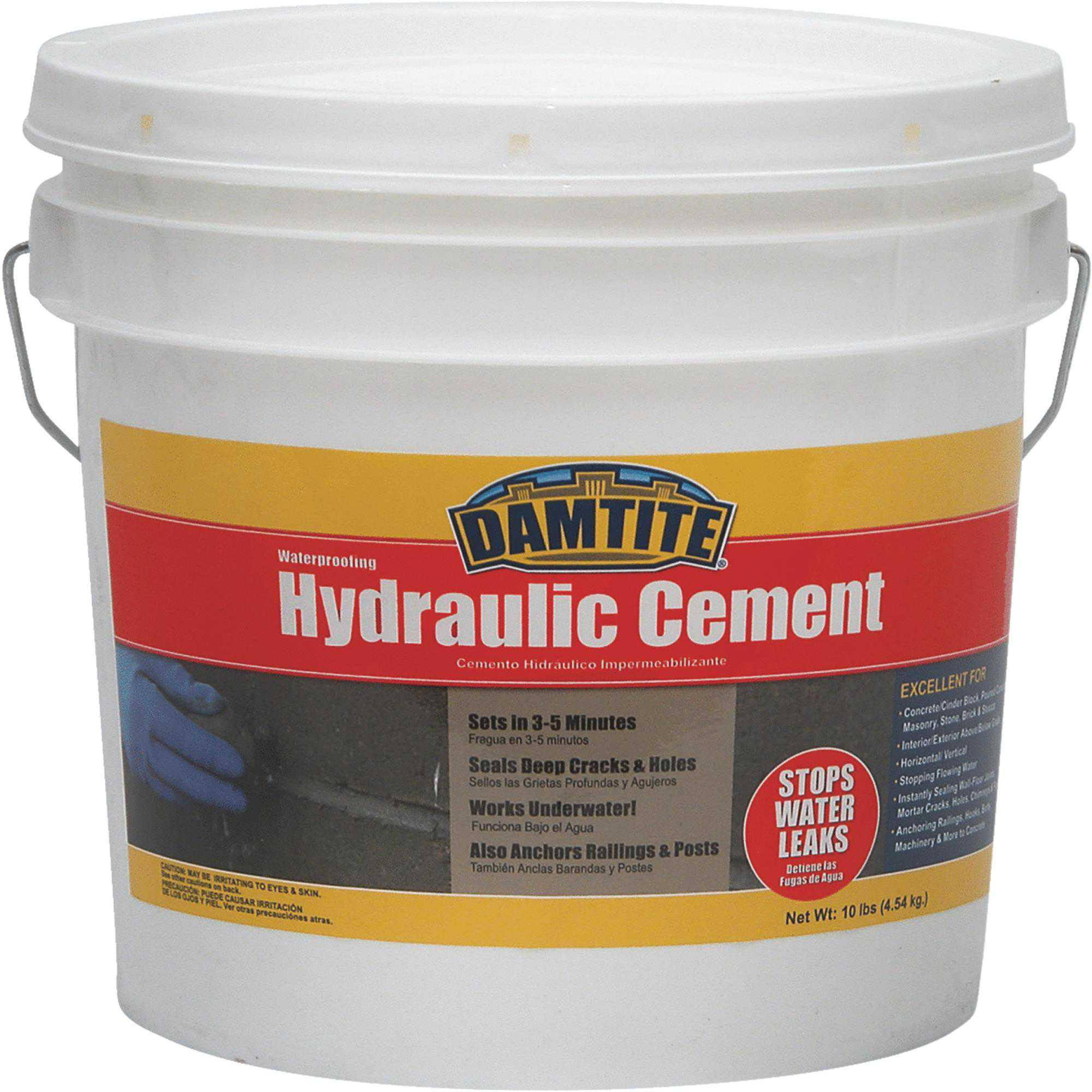Damtite Waterproofing Hydraulic Cement