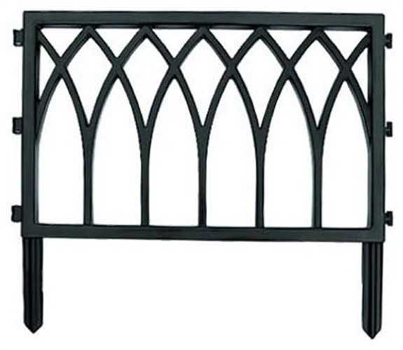 Suncast GCF24 Cathedral Fence, 20- x 23-1/2-In. - Must Purchase in Quantities of 10