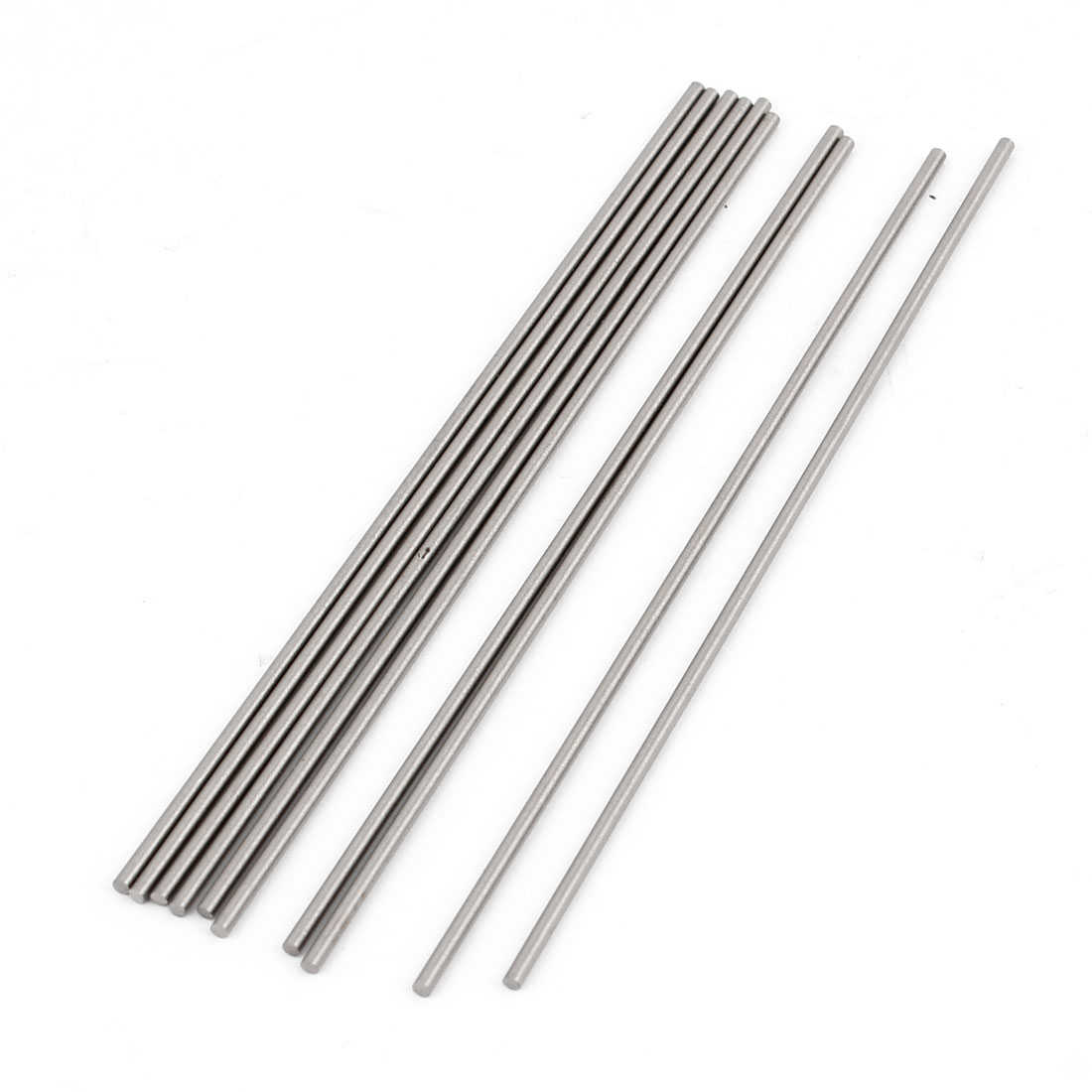 Unique Bargains 0.06' x 4' Graving Tool Round Turning Lathe Bars 10 Pcs