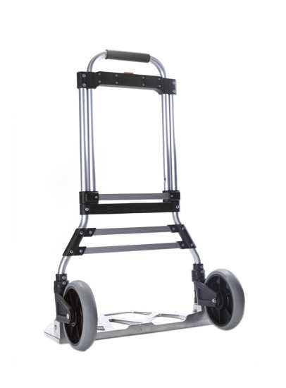 Vergo Industrial Folding Hand Truck, 275 lbs Capacity